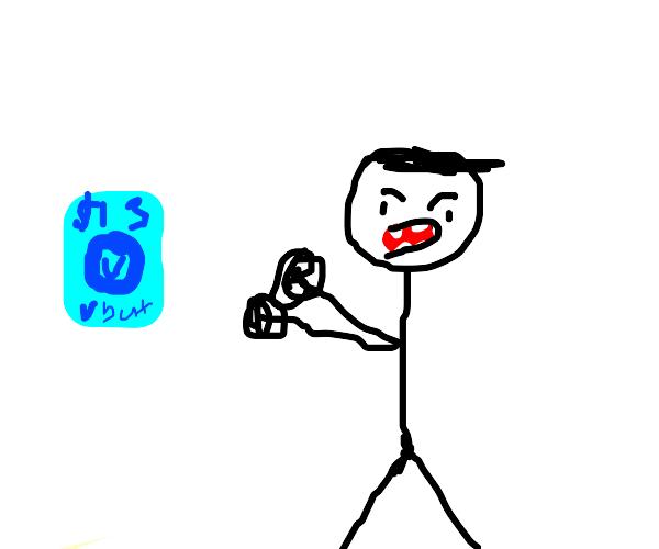 Kid wants $13 fortnite card