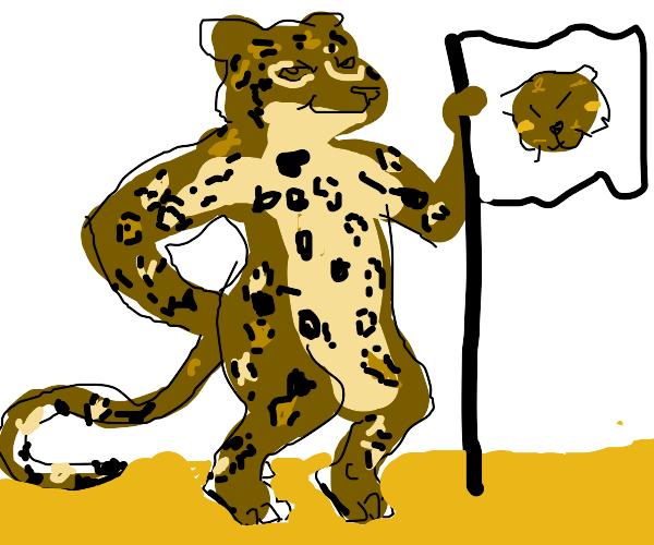 Jaguar Conquering