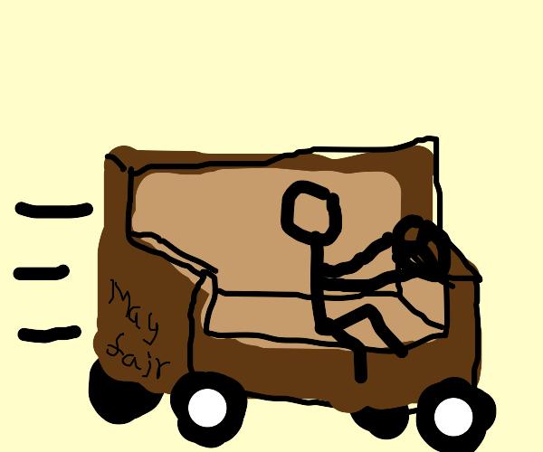 Sofa Bus Driver