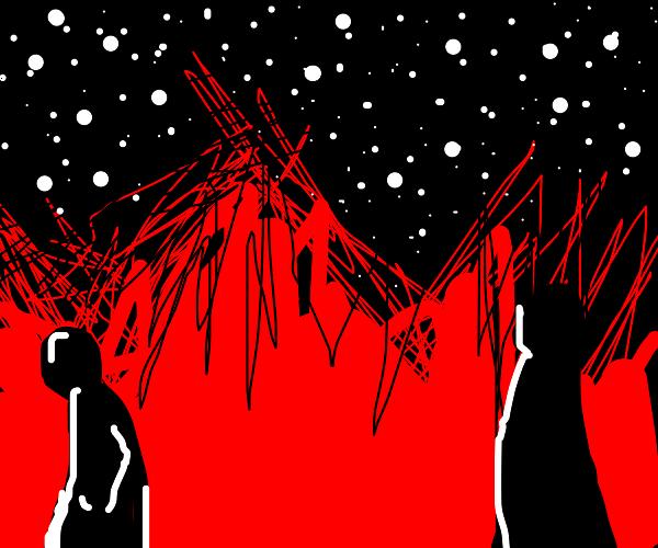 Dark souls Linking the Fire