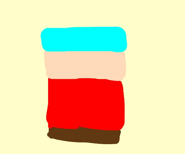 Minimalist Cartman