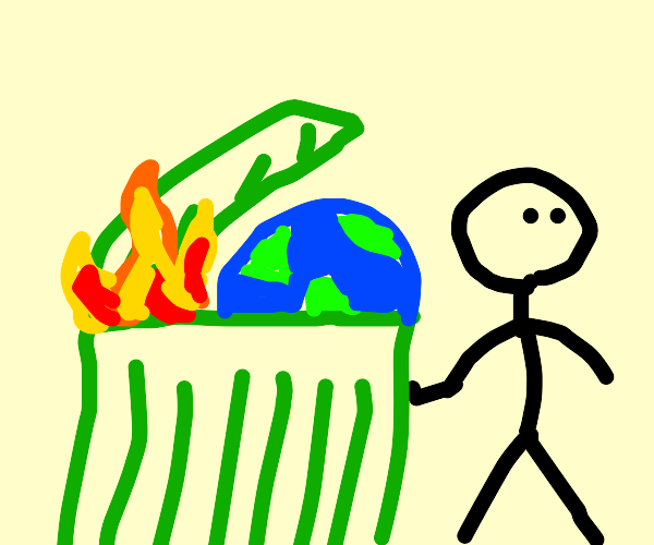 Earth Garbageman