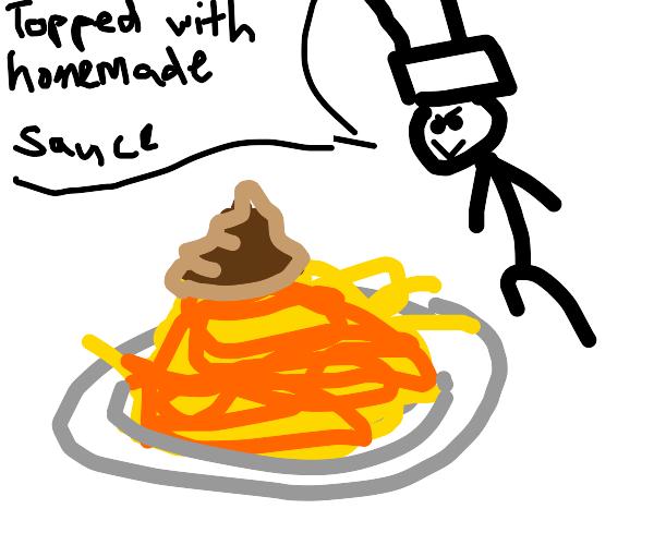 sus spaghetti