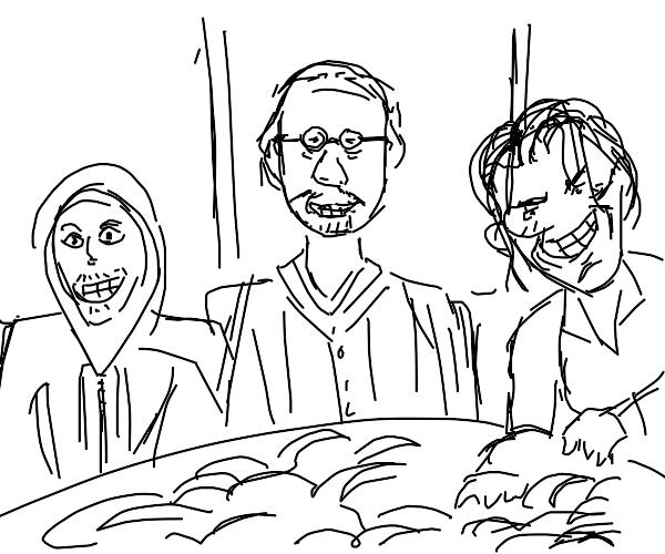 a happy family :)