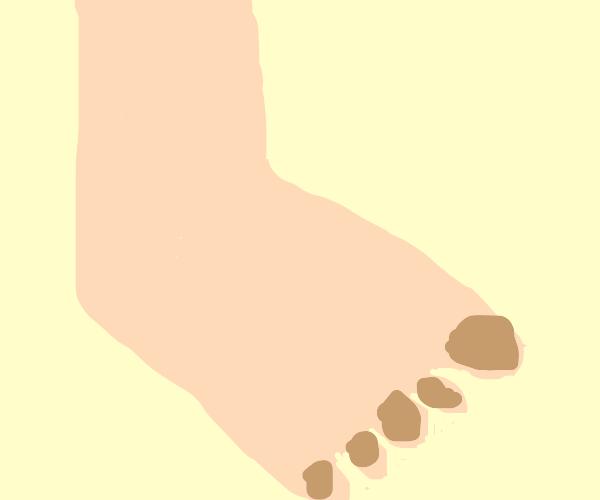Plain Foot