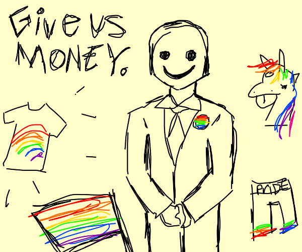 Corporate Pride