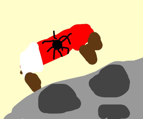 Bedbug on the Moon
