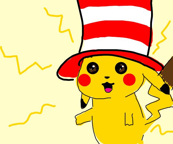 Dr. Seuss Pokemon
