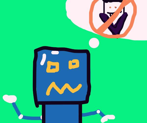 Vampire Hating Robot
