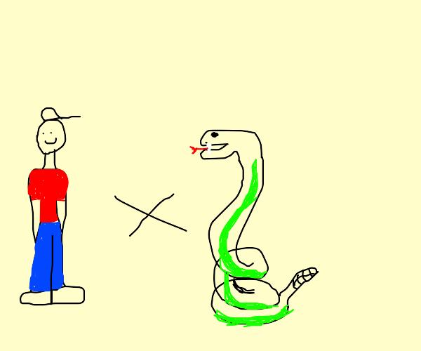 Kid crossed with Rattlesnake