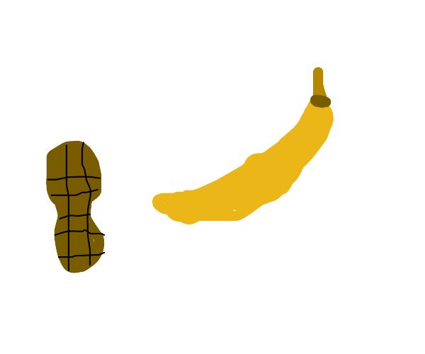 Peanut and Banana