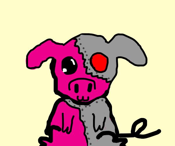 Robot Pig