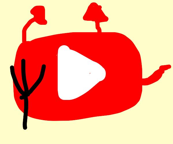 Devil YouTube