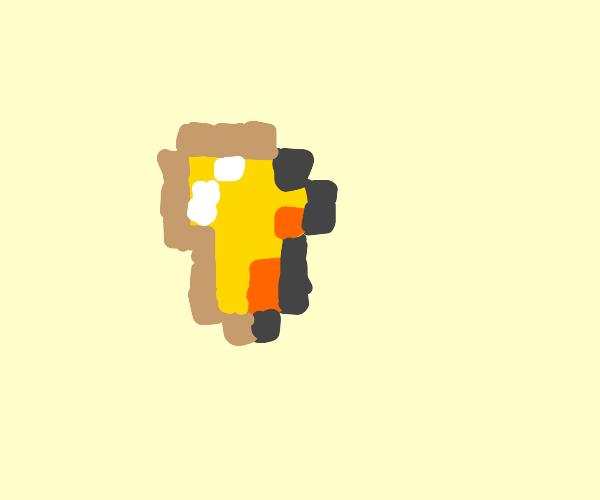 Minecraft Gold Nugget