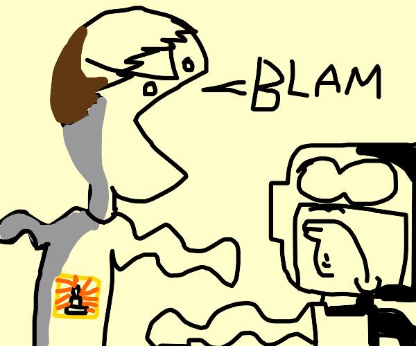 Newgrounds's games blammed