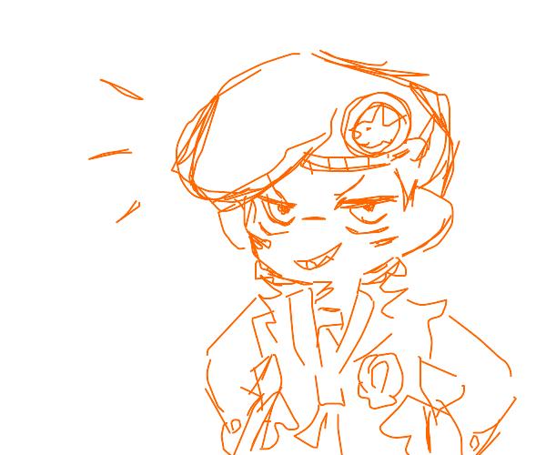 Splatoon army kid