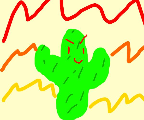 Chaos Cactus