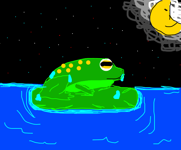 frog drips