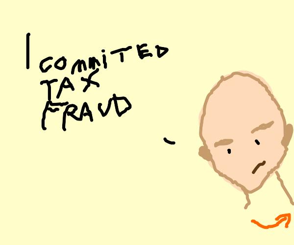 Jeff Bezos confesses to his crimes