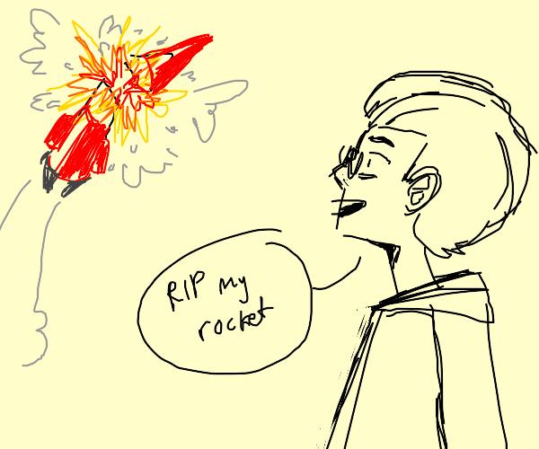 Bad Rocket Scientist