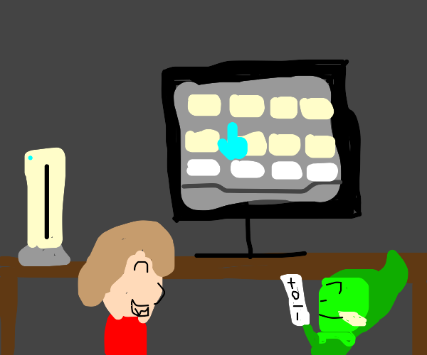 Wii and TV