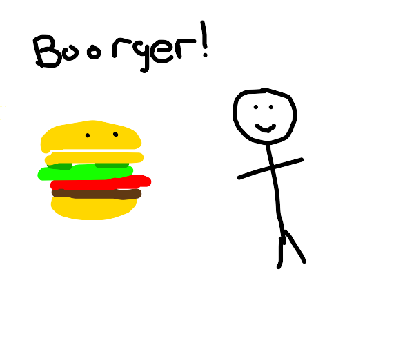 Boorger Time!!!!