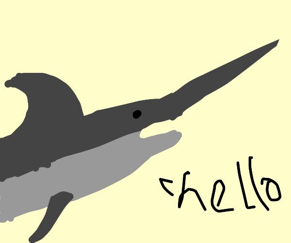 Swordfish Speaking