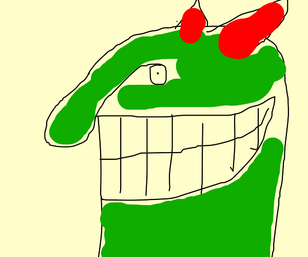 Just for laughs mascot