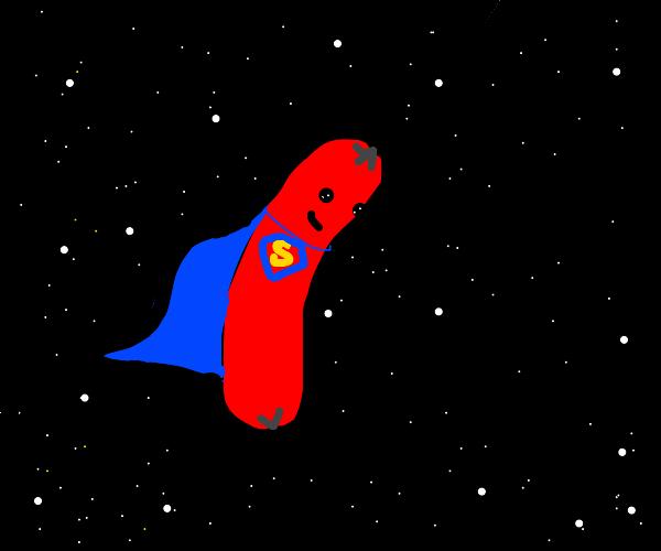 Super Space Sausage