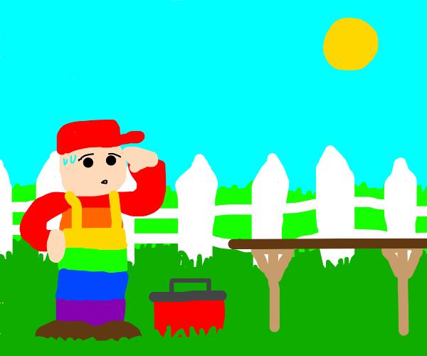 Rainbow Carpenter