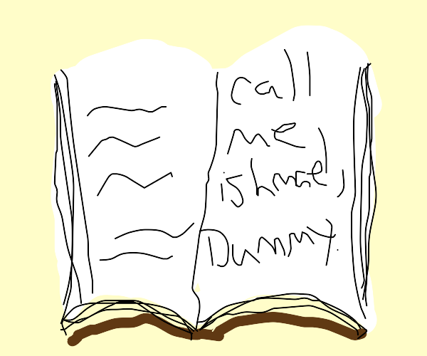 A book for dummies