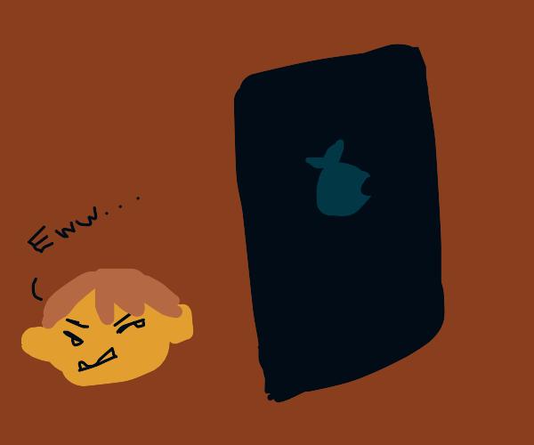 new iphone sucks