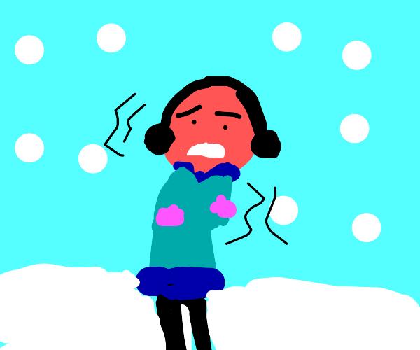 Shivering Member