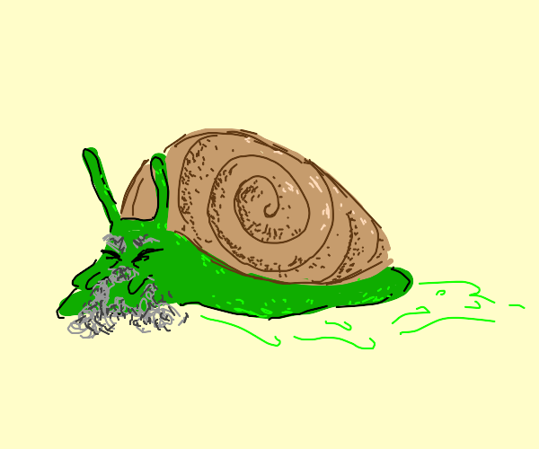 The elder Snail