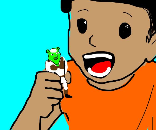 Edible Ogre