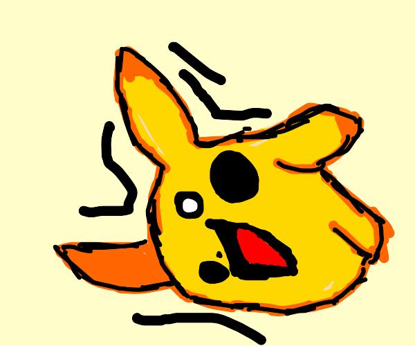 pikachu has a seizure