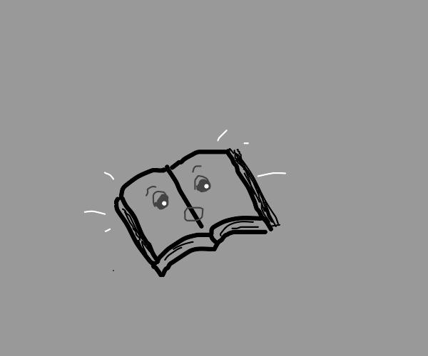 surprised book
