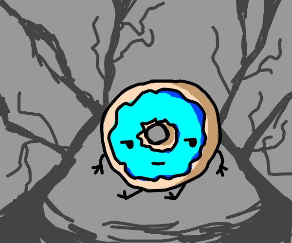 Donut in a Cave