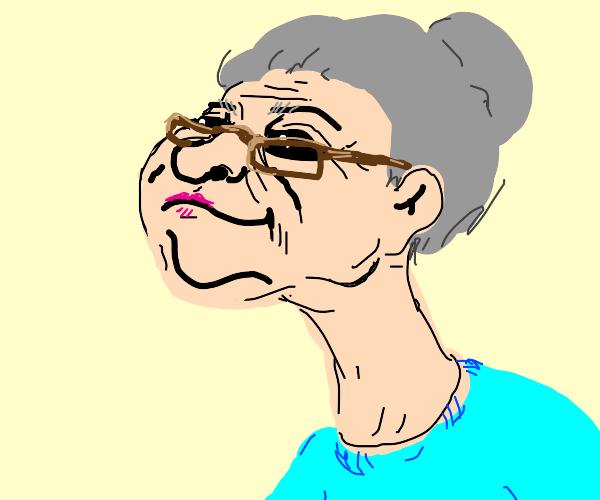 Calm Grandmother