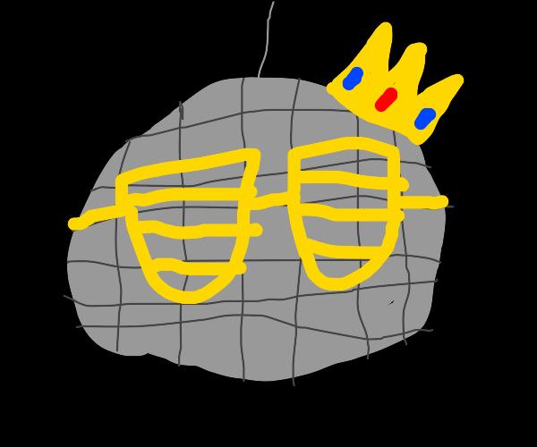 Disco ball is king