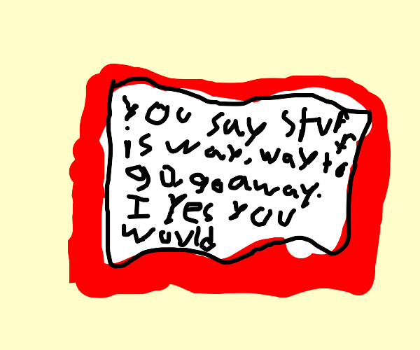 Book with random text