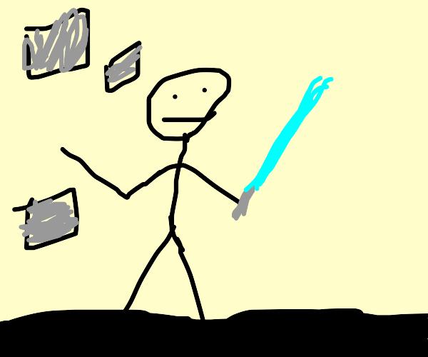 Doodle Jedi