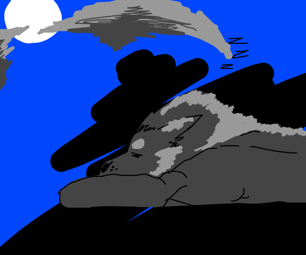 Werewolf Snoring