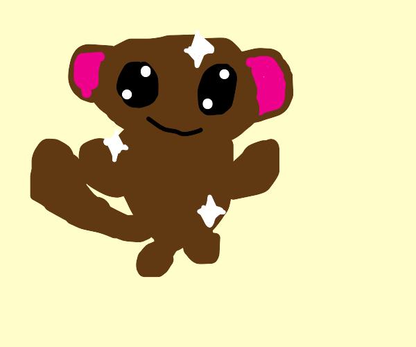 Shiny Monkey