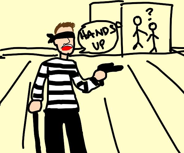 blind robber