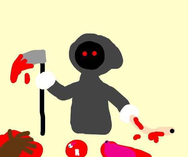 death kills people