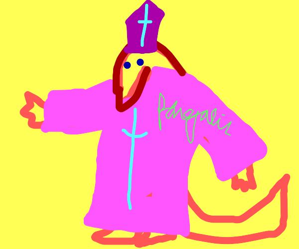 Pangolin Pope