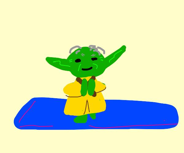 Yoga yoda