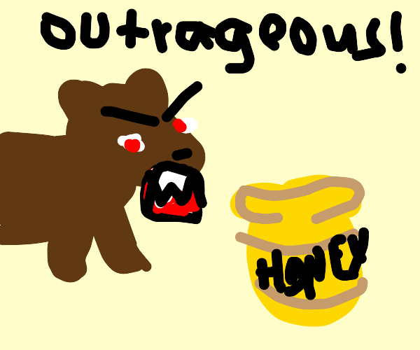 Outrageous Badger