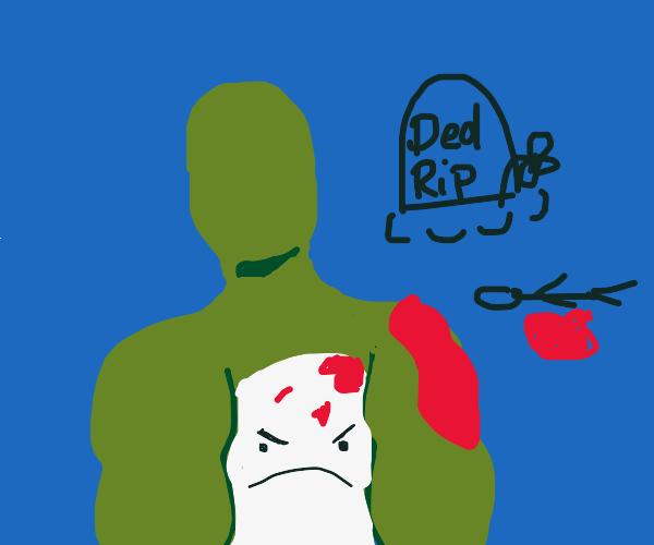 cursed dream (mcyt) killing someone